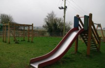 Play Area, Preston Candover
