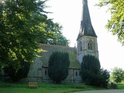 preston-candover-church