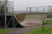 Skate Ramp, Preston Candover