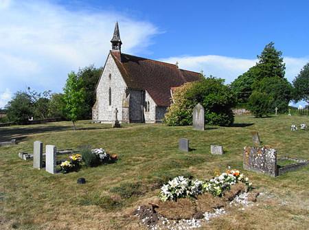 All Saints Church, Bradley