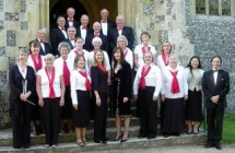 A photo of the Candover Valley Choir