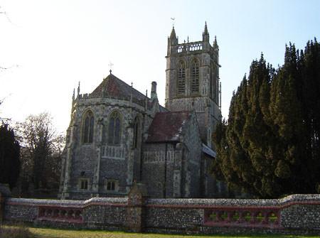 St-Johns-Church-Northington