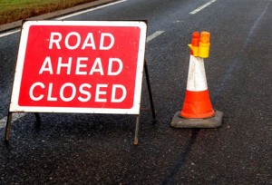 Caught out by roadworks?