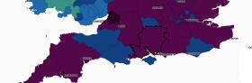 Coronavirus in declining trend in Hampshire